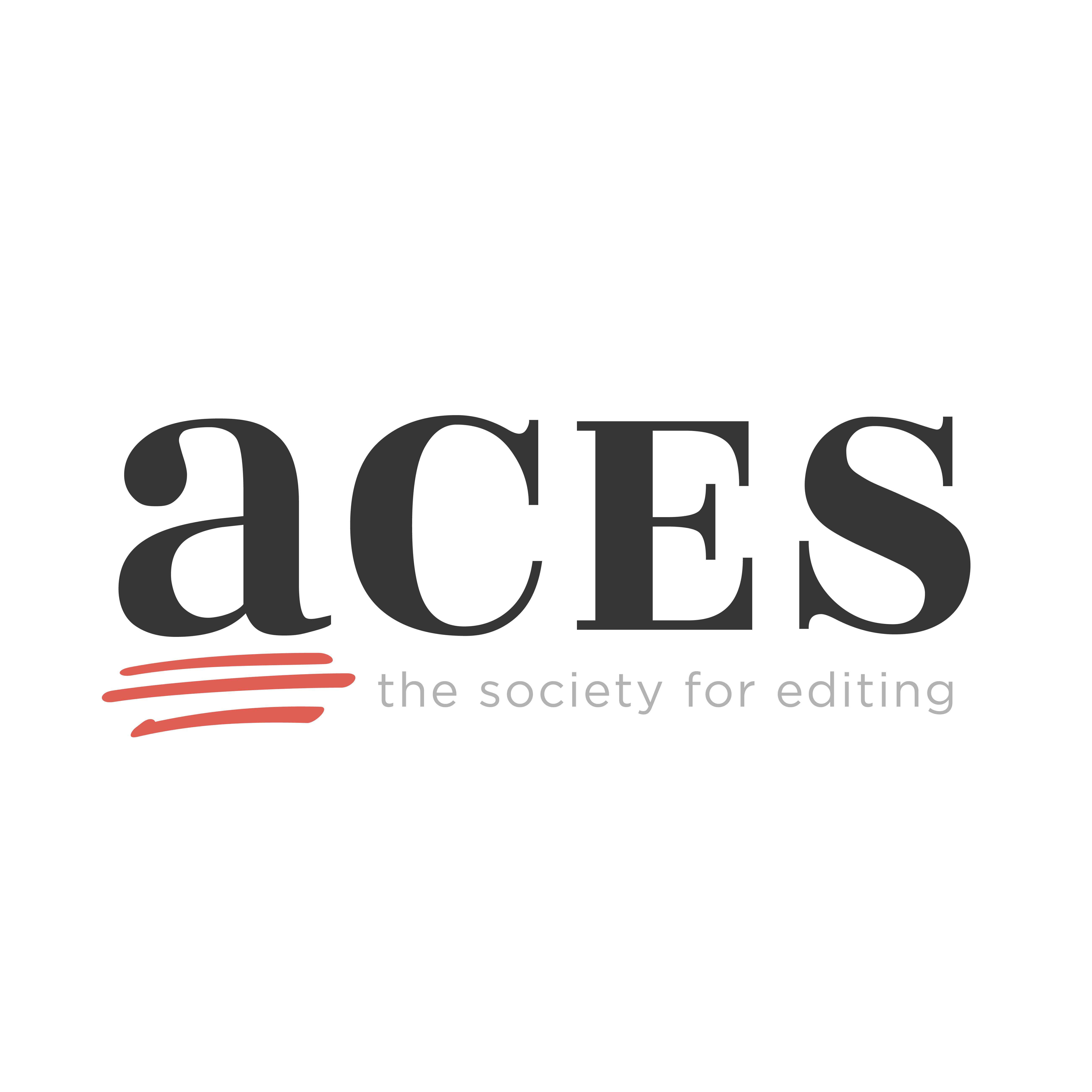 ACES Society for Editing logo