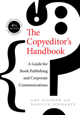 The Copyeditor's Handbook, 4th edition