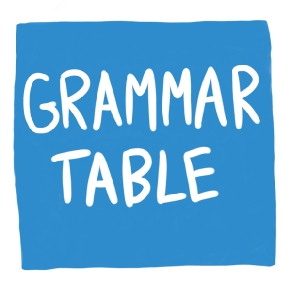 Grammar Table