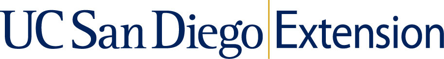 Uc San Diego Extension Logo 4 Color