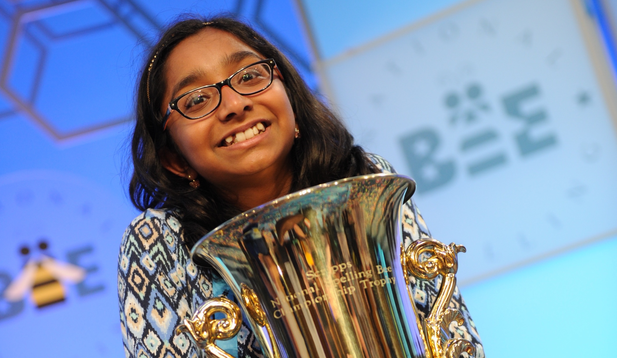 The night I spelled worse than a middle schooler: A copy editor's time at the Scripps National Spelling Bee