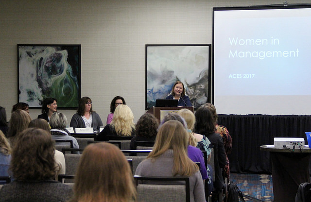 ACES conference provides a space for women in management to share ideas