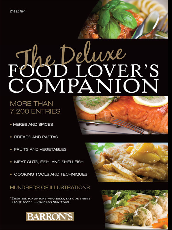 Deluxe Food Lovers Companion