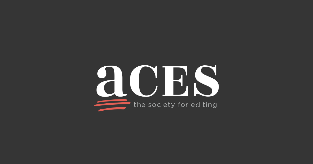 aces the society for editing